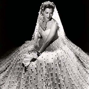 Vestido de novia blanco historia