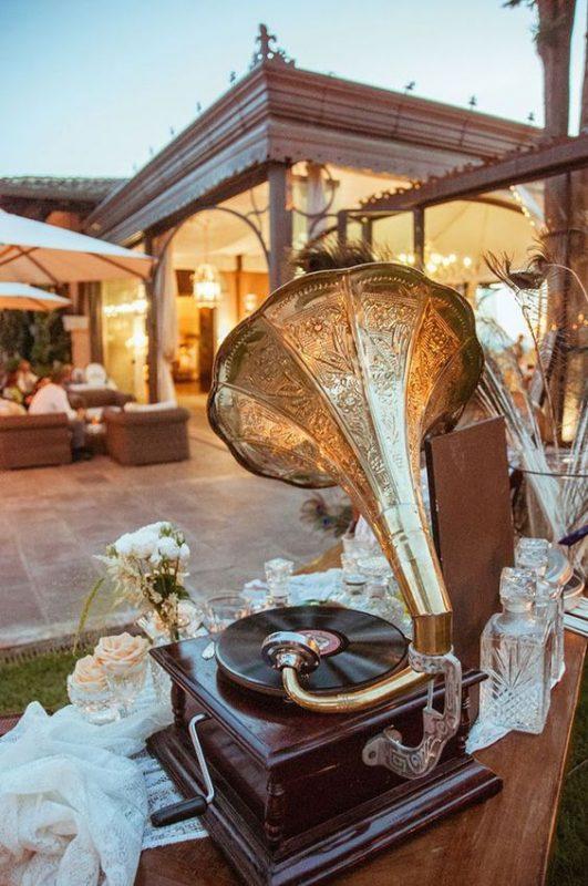Decoraci n vintage the wedding board lo mejor para tu boda - Objetos decoracion vintage ...