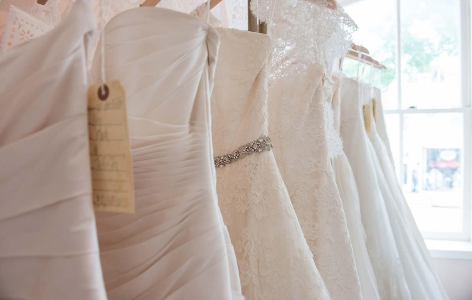 Que hago con mi vestido de novia